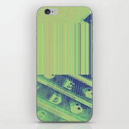 sound of neon 3 iPhone Skin