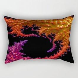 Fire Dragon Rectangular Pillow