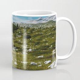 The Spaceman (Color) Coffee Mug