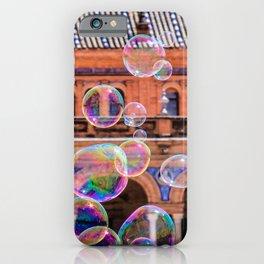 My Bubbles iPhone Case