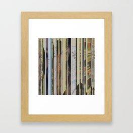 Durand Durand Lauryn Framed Art Print