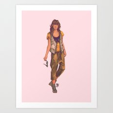 Bellhas Art Print
