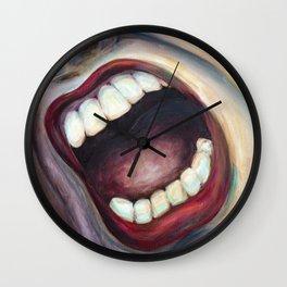 Le cri du coeur Wall Clock