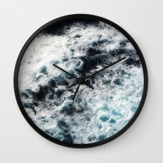 Ocean Painting Wall Clock