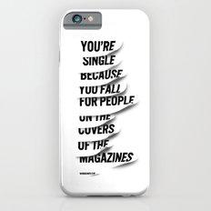 Single iPhone 6 Slim Case