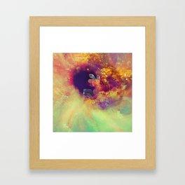 Dehiscence 21 Framed Art Print