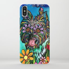 Chorkie iPhone Case