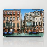 venice iPad Cases featuring Venice by Shannon McCullough-Wight