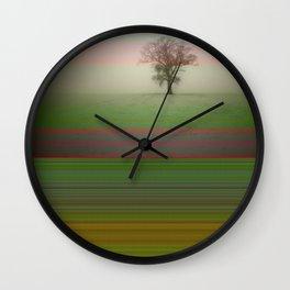 Folsom by Kenny Rego Wall Clock