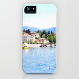 Living Spa iPhone Case