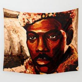EDDIE MURPHY AKA PRINCE AKEEM  Wall Tapestry