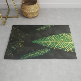 From a leafs perspective Rug