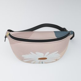 OXEYE DAISY 2 // Lip Biting Fanny Pack