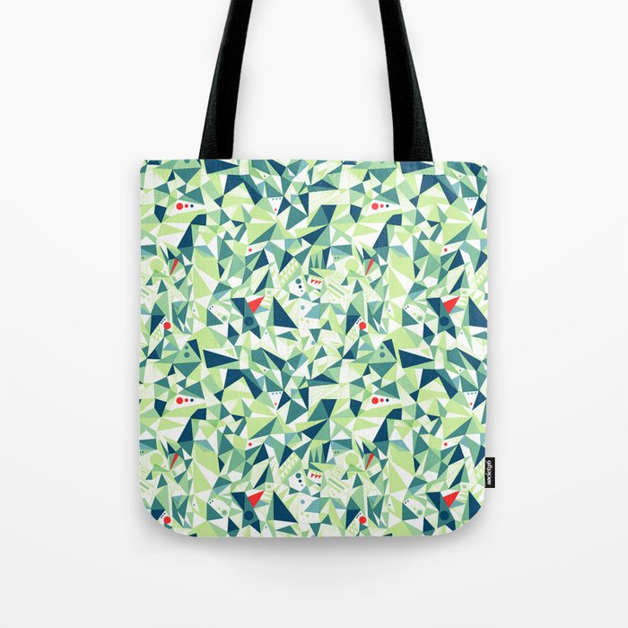 Moment Pattern Tote Bag