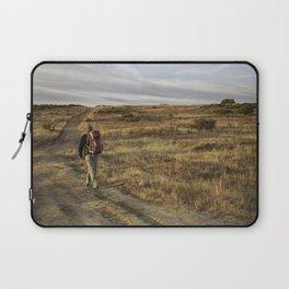 Camino to Santiago de Compostela, Spain Laptop Sleeve
