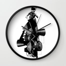 Everybody is Kung Fu Fighting ... Wall Clock