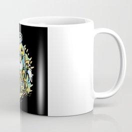Skateboard Skateboarding Motif Coffee Mug