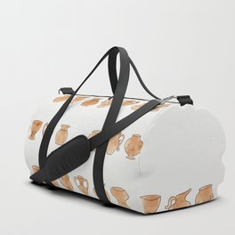 Greek Vases Duffle Bag