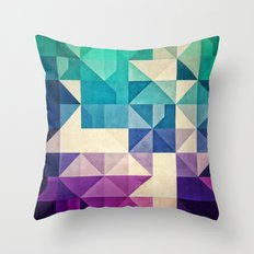 pyrply Throw Pillow