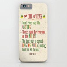 Buddy the Elf! The Code of Elves Slim Case iPhone 6