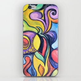 Abstract Figures I iPhone Skin