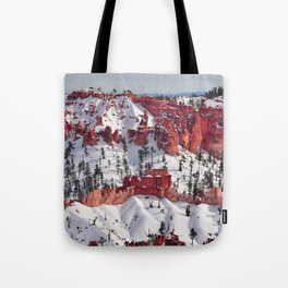 Bryce Canyon - Sunset Point III Tote Bag