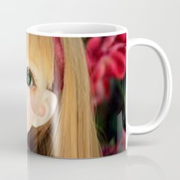 Mimi and the Butterfly Coffee Mug