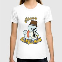 squirtle T-shirts featuring Classy Squirtle by tshirtsz