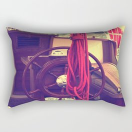 boat Rectangular Pillow