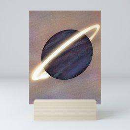 Planetary Salutations Mini Art Print