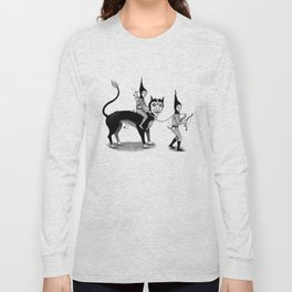 The Capture of the Beast Long Sleeve T-shirt