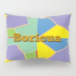 Boricua, Puerto Rico Pillow Sham