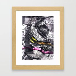 Vuelvo a mí VII Framed Art Print