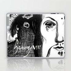 King Henry VIII Portrait Laptop & iPad Skin
