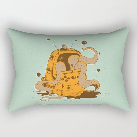 Nintendo is fun Rectangular Pillow