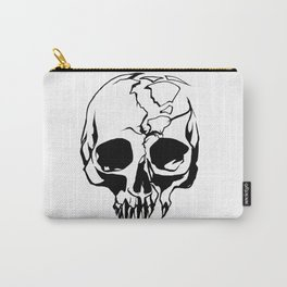 vampire skull Carry-All Pouch