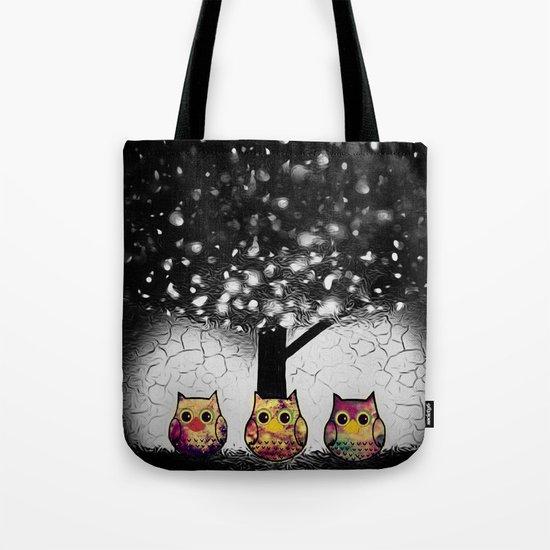 owl-52 Tote Bag