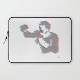 Boxing Ali (coulour) Laptop Sleeve