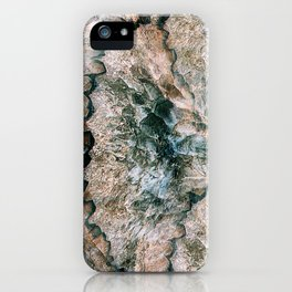 Agate Abstract iPhone Case