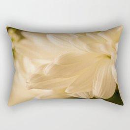 Bunches of White Rectangular Pillow