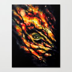 Spy Canvas Print