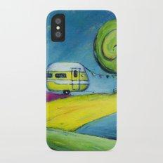 Summer Holiday Slim Case iPhone X