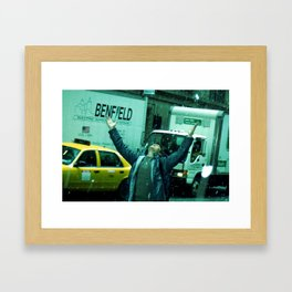 I LOVE NY - 02 Framed Art Print
