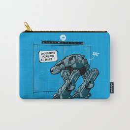 NOW WHAT? Carry-All Pouch