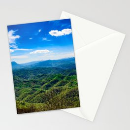 A place in heaven Stationery Cards