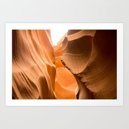 Canyon Color Art Print