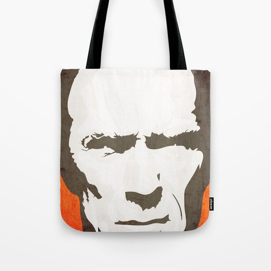 Go ahead make my day. Tote Bag