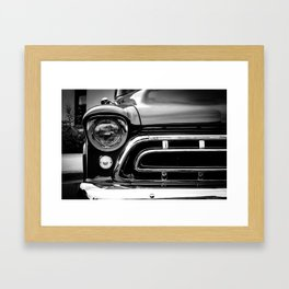 Ford Truck Framed Art Print