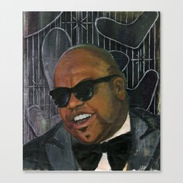 Cee lo by C lee Canvas Print