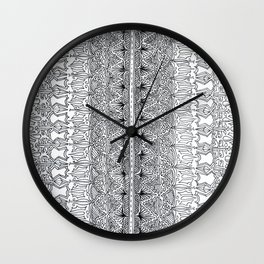 ISA Standard Design Verticle Wall Clock